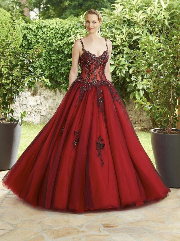 Robe annie couture perouse