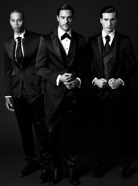 Trio smocking